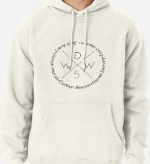 the name Pullover Hoodie