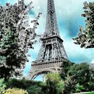 Eiffel Tower #2 by George Kypreos