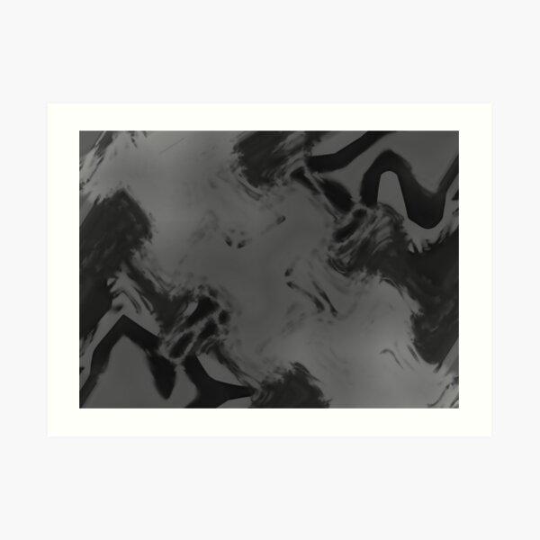 Crow Skin #1 Art Print