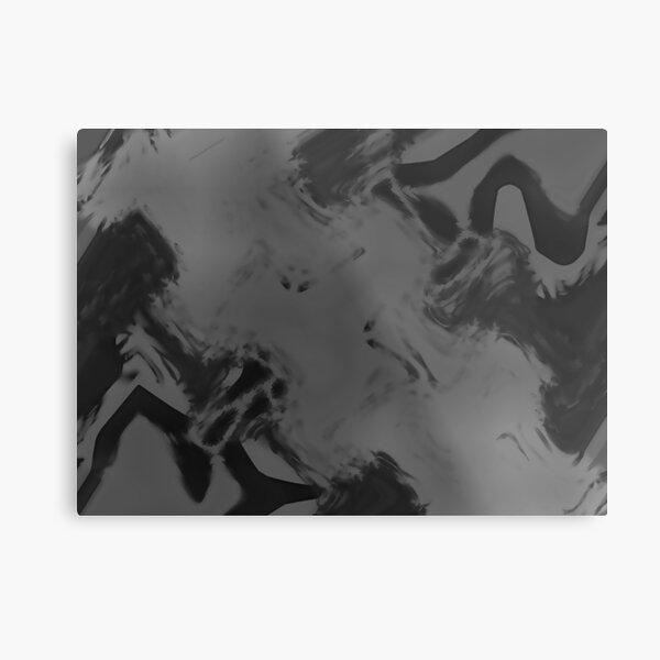 Crow Skin #1 Metal Print