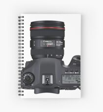 DSLR Spiral Notebook