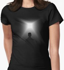 the end is all I can see: true believer edition Womens Fitted T-Shirt