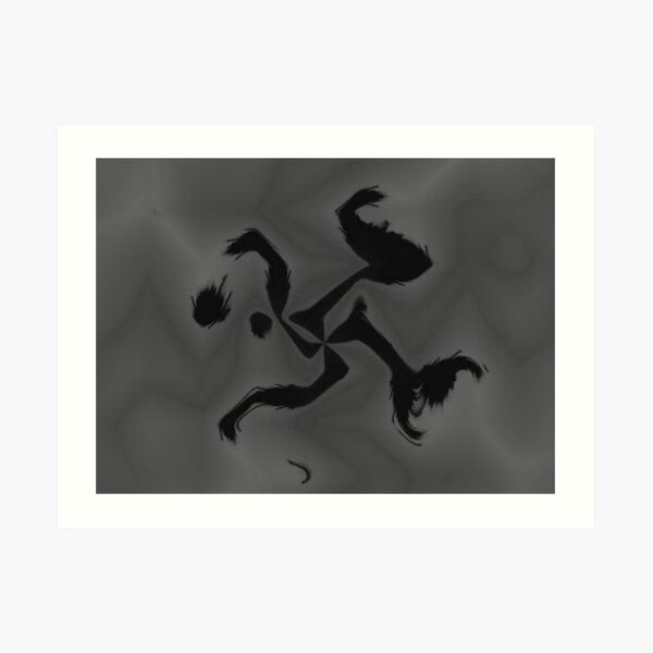 Crow Skin #6 Art Print