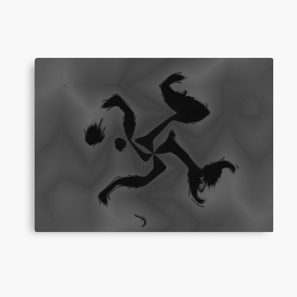 Crow Skin #6 Canvas Print
