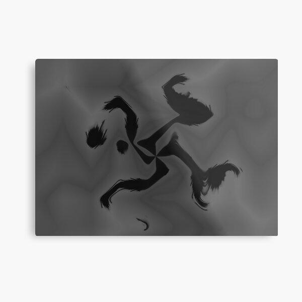 Crow Skin #6 Metal Print