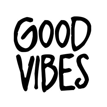 Good Vibes by LudlumDesign