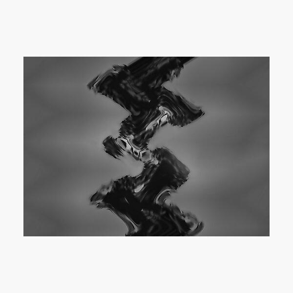 Crow Skin #13 Photographic Print