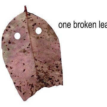 broken leaf cover by skyrunner