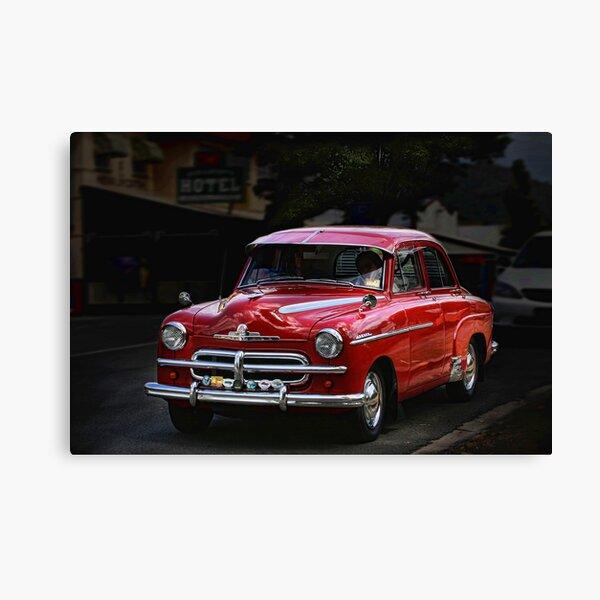 Vauxhall Velox Canvas Print