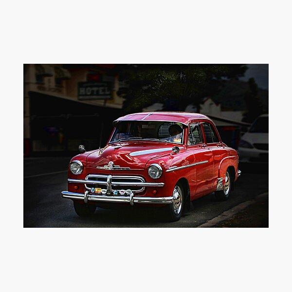 Vauxhall Velox Photographic Print
