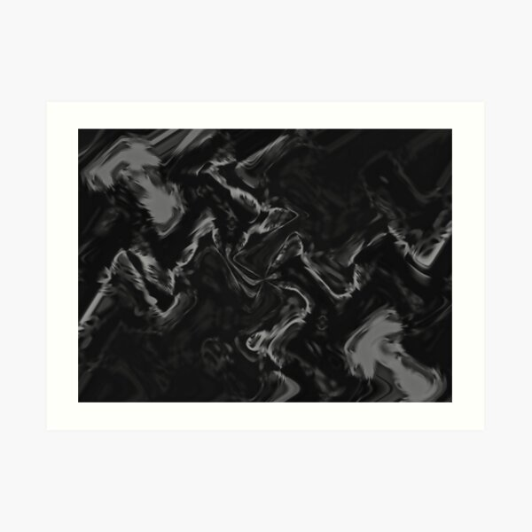 Crow Skin #16 Art Print