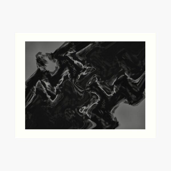 Crow Skin #17 Art Print