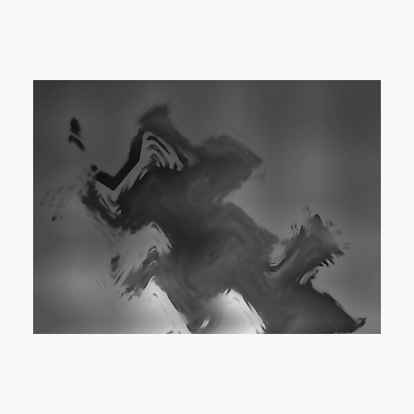 Crow Skin #18 Photographic Print