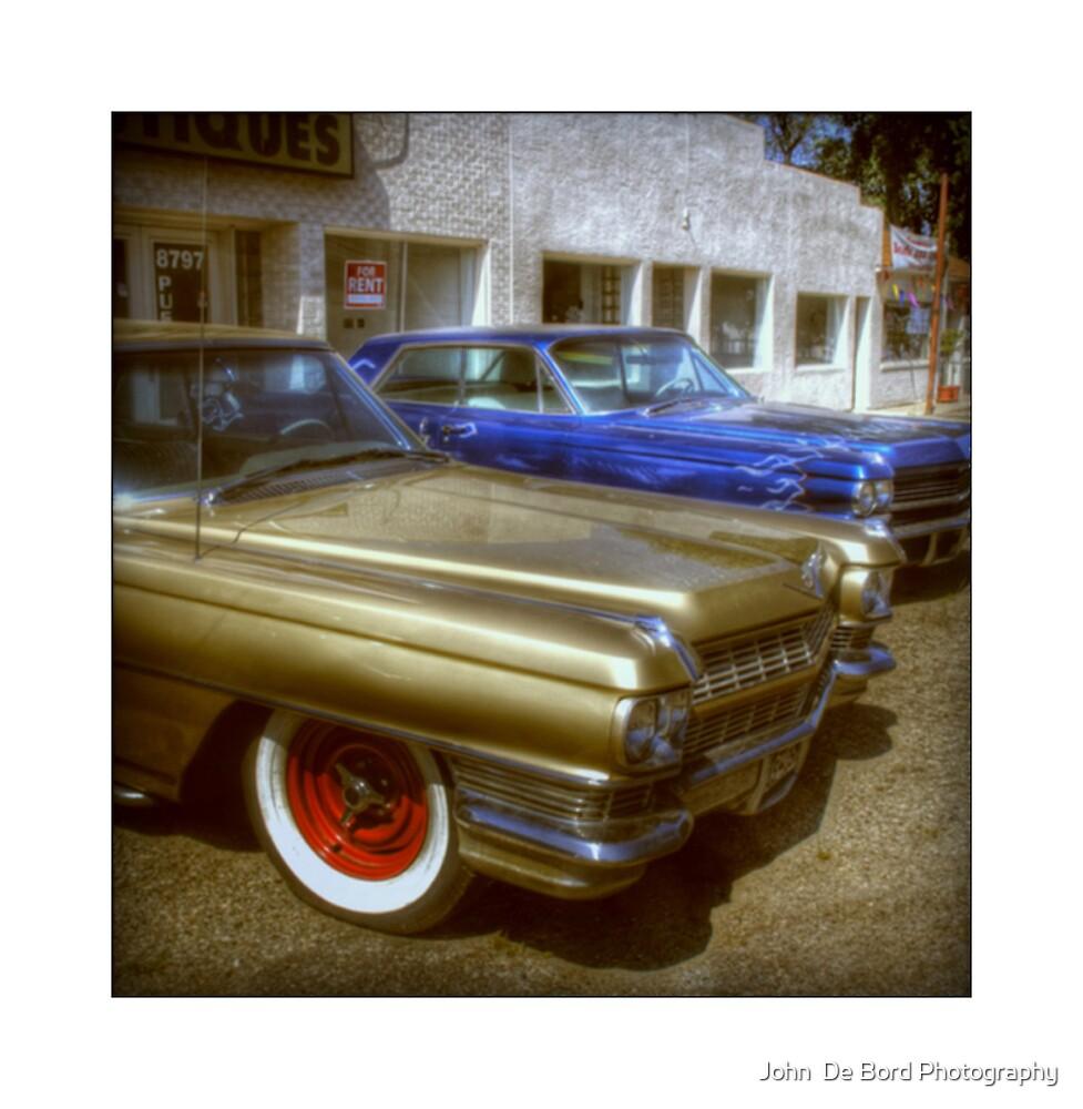Cadillac Flashback by John  De Bord Photography
