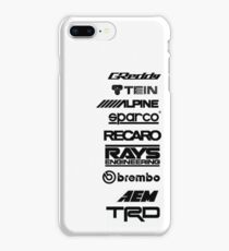 Performance Logo Phone Case  iPhone 8 Plus Case