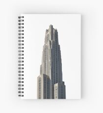 Cathedral of Learning Spiral Notebook