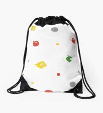 Animal Crossing New Leaf - 3DS Pattern  Drawstring Bag