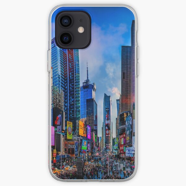 Times Square iPhone Soft Case