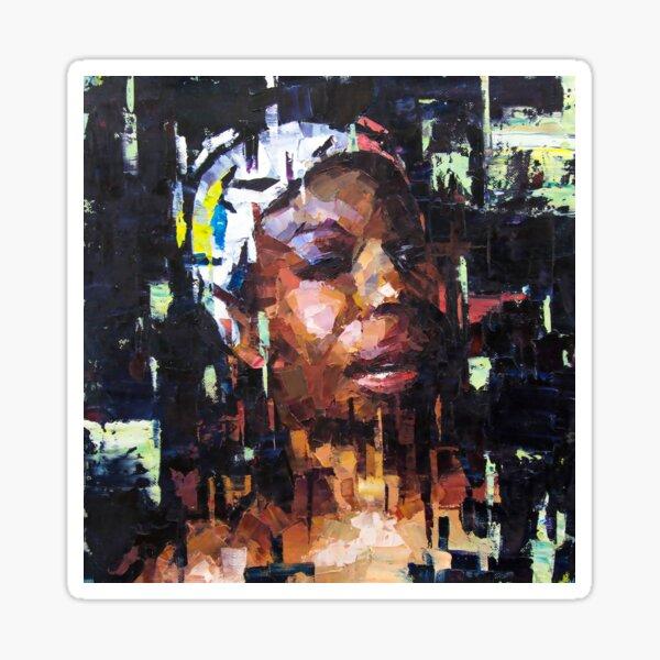 Solitude - Nina Simone Sticker