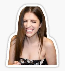 anna kendrick  Sticker