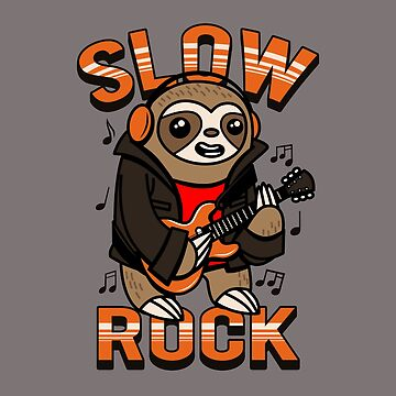 Slow Rock by BoggsNicolasArt