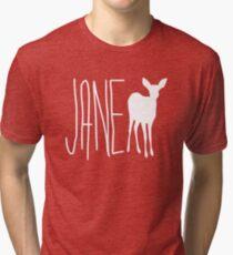 jane doe Tri-blend T-Shirt
