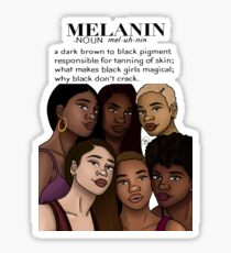 Mel-uh-nin Sticker