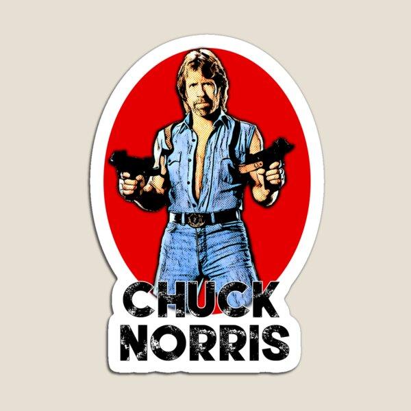 Chuck Norris Magnet