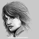 Tricia Helfer, Caprica 6, Battlestar Galatica '04 by WhereIsIsaac (Indy Sidhu)