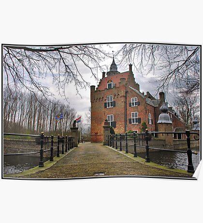 Moermond Castle Poster