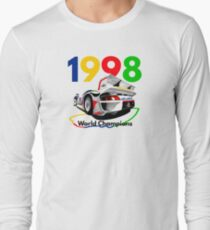 Watercooled Fire Breather – GT1 Inspired Long Sleeve T-Shirt
