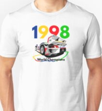Watercooled Fire Breather – GT1 Inspired Unisex T-Shirt