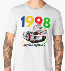 Watercooled Fire Breather – GT1 Inspired Men's Premium T-Shirt