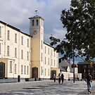 Ebrington Square, Derry by Agnes McGuinness
