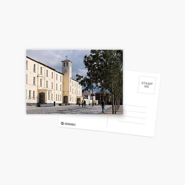 Ebrington Square, Derry Postcard