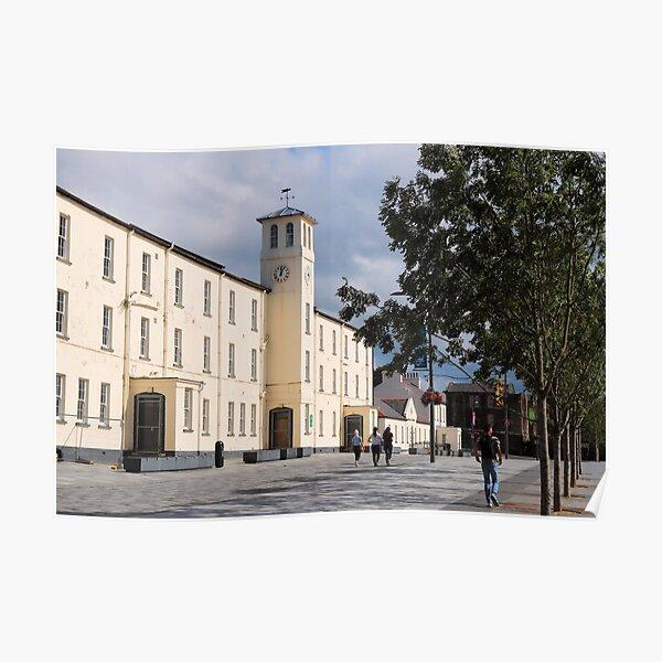 Ebrington Square, Derry Poster