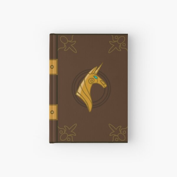 My Little Pony Legend Book Hardcover Journal