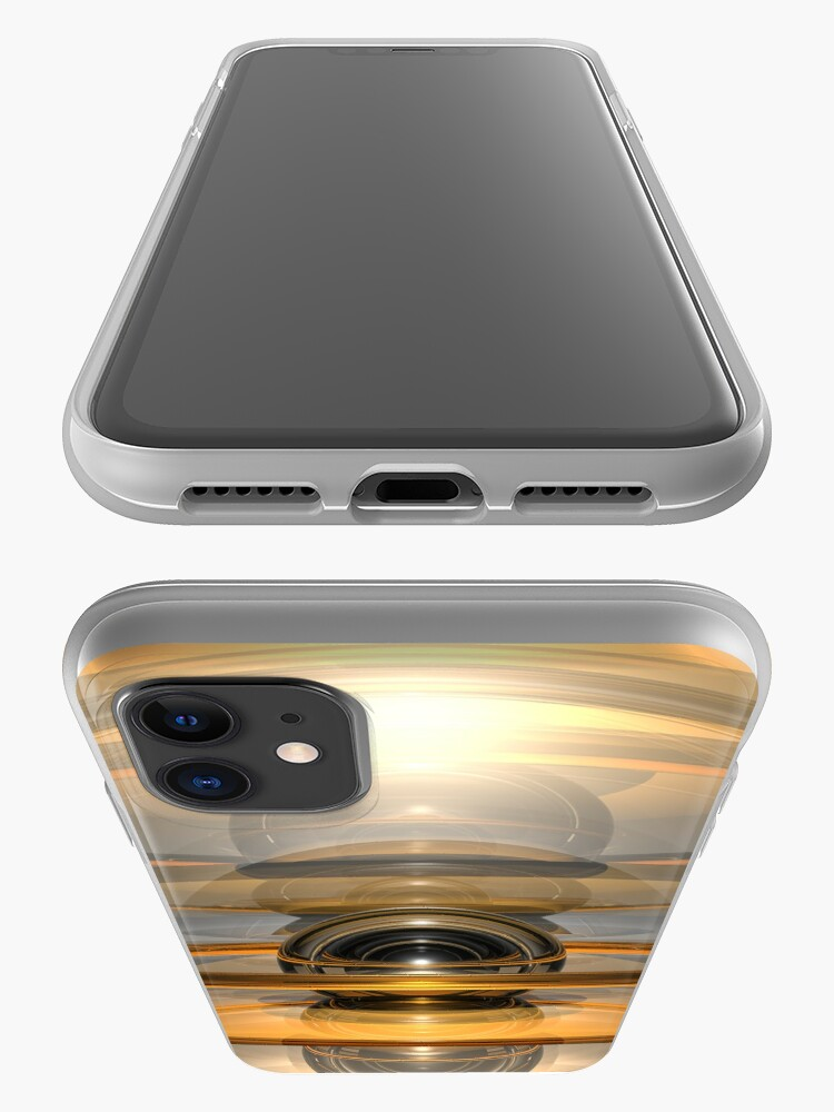 Alternate view of Energy Cell iPhone Case & Cover
