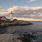 Portland Head Light by Jeff Palm Photography