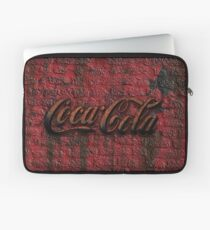 Rusty Coca-Cola Sign Laptop Sleeve