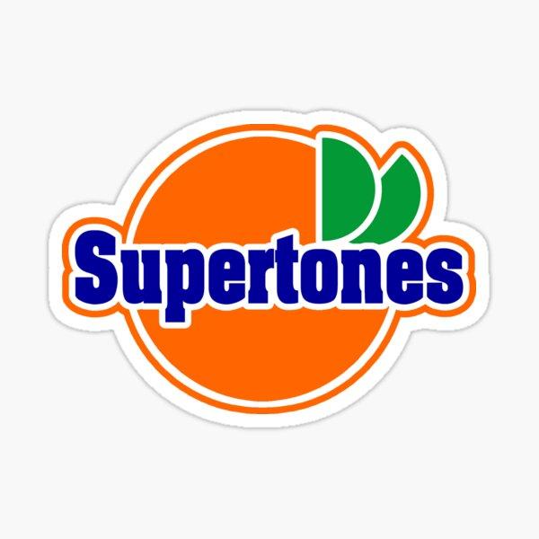Supertones Sticker