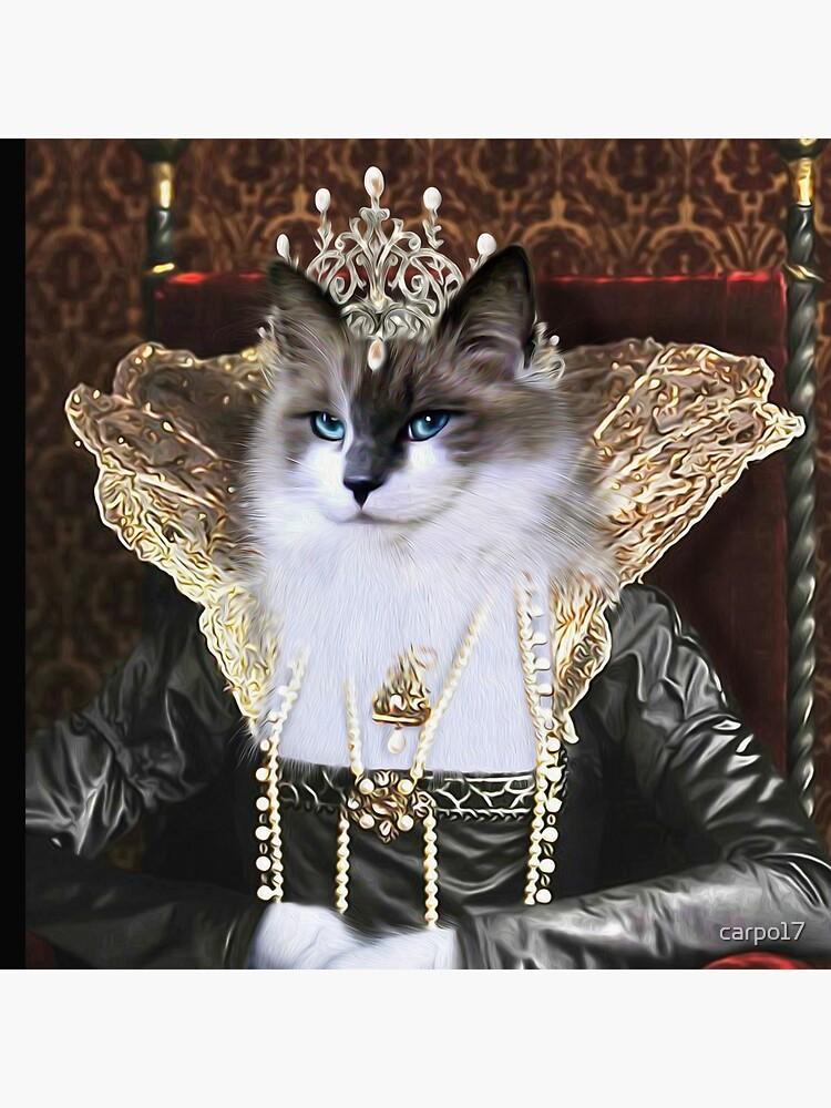 Cat Portrait - Skyler by carpo17