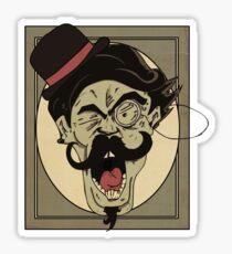 YE OL YELLAH Sticker