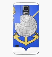 French France Coat of Arms 17377 Blason Louis Antoine de Bougainville Case/Skin for Samsung Galaxy
