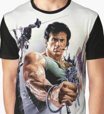 Cliffhanger Graphic T-Shirt