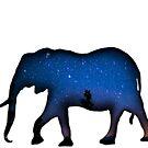 Galaxy Elefant von Ash Tomb