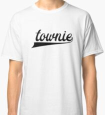 Townie - Show your townie pride - Newfoundland Classic T-Shirt
