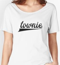 Townie - Show your townie pride - Newfoundland Women's Relaxed Fit T-Shirt
