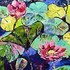 Lotus pink by kalissa