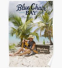 kenny blue chair chesney tour 2019 bebas Poster